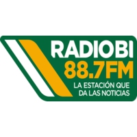 Logo of radio station XHBI Radio BI 88.7 FM