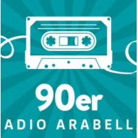 Logo of radio station Radio Arabella 90er