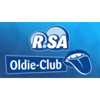 Logo of radio station R.SA Oldie-Club