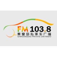 Logo de la radio 秦皇岛人民广播电台私家车广播1038