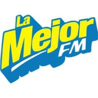 Logo de la radio XHAGT La Mejor 93.7 FM