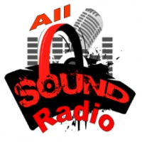 Logo of radio station Allsound Radio
