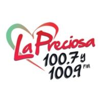 Logo of radio station KPRC La Preciosa 100.7