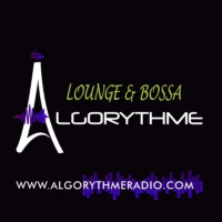 Logo of radio station Algorythme Lounge & Bossa