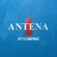 Logo of radio station Antena 1 Campinas