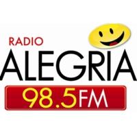 Logo of radio station Radio Alegria FM 98.5