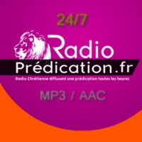 Logo of radio station Radio Prédication