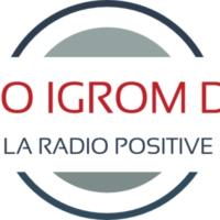 Logo of radio station IGROM DEUX