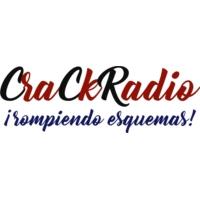 Logo de la radio Crack Radio