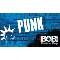 Logo de la radio Radio BOB! Punk