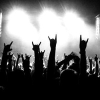 Logo of radio station Радио Каприз - Хеви-метал