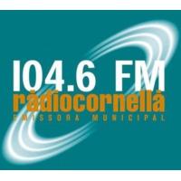 Logo of radio station Ràdio Cornella