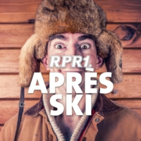 Logo of radio station RPR1. Aprés Ski