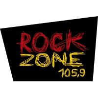 Logo of radio station RockZone 105.9