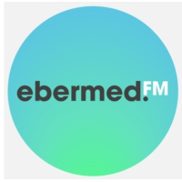 Logo of radio station Ebermed FM