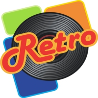 Logo of radio station Retro © Rock & Pop