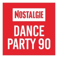 Logo of radio station Nostalgie Dance Party 90