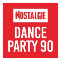 Logo of radio station Nostalgie Dance Party 90