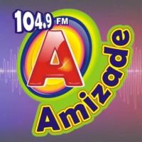 Logo of radio station Rádio Amizade FM