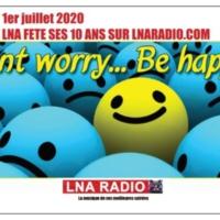 Logo of radio station LNA RADIO