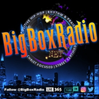 Logo de la radio @BigBoxRadio | The BOX (WBBR-DB)