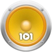Logo of radio station 101.ru - Анекдоты