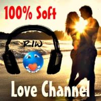 Logo of radio station 100% Soft - RIW LOVE CHANNEL