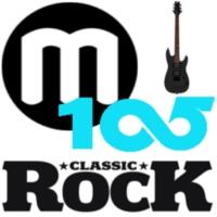 Logo of radio station M105