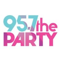 Logo de la radio KPTT 95.7 The Party