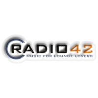 Logo of radio station Radio 42
