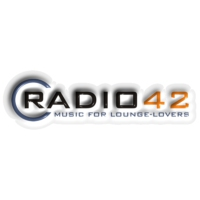 Logo of radio station Radio 42