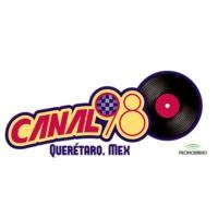 Logo of radio station canal 98