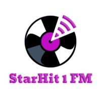 Logo of radio station StarHit 1 FM