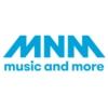 Logo of radio station MNM
