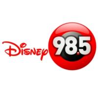 Logo of radio station Radio Disney 98.5