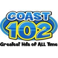 Logo of radio station WGCM Coast 102