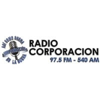 Logo of radio station Radio Corporacion