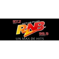 Logo of radio station R.N.B