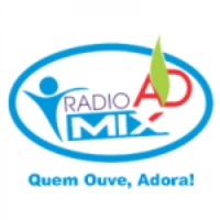 Logo of radio station Radio ad mix gospel