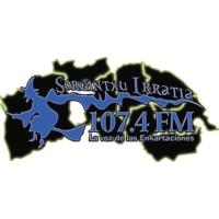 Logo of radio station Sorgintxu Irratia