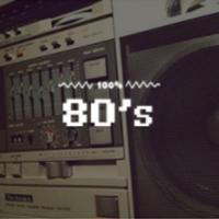 Logo of radio station 100FM - 80s
