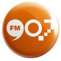Logo de la radio TopFM90.7江阴汽车广播