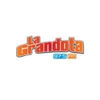 Logo de la radio XHFAMA La Grandota 97.5FM