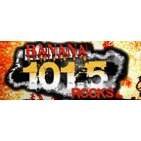 Logo of radio station Banana FM