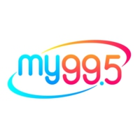 Logo of radio station KJMY My 99.5