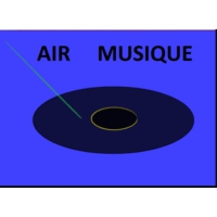 Logo of radio station air musique