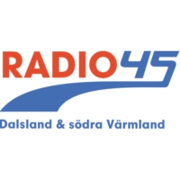 Logo of radio station Radio 45