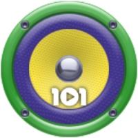 Logo of radio station 101.ru - Latino