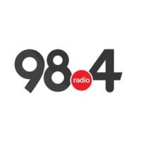 Logo de la radio Ράδιο 98,4