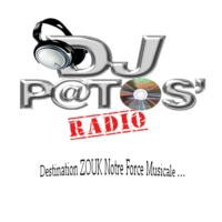 Logo of radio station DJ Patos Radio
